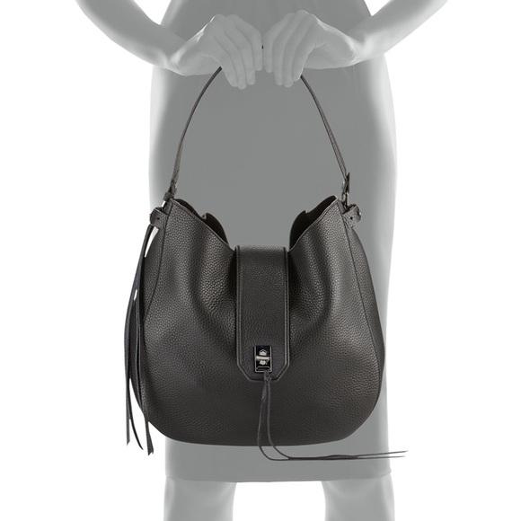 Rebecca minkoff pebbles leather purse